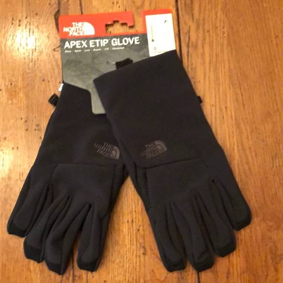 retail prices release info on best choice The North Face Apex Etip Gloves Men's XL NWT
